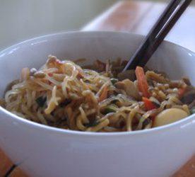 Shirataki Nudeln – Null Kalorien Nudel!